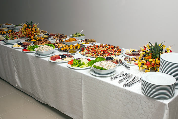 Food Catering - Outdoors or Indoors